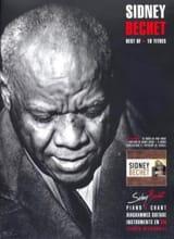 Sidney Bechet - Best Of - Sheet Music - di-arezzo.com