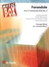 Farandole l'arlesienne suite n° 2 - music box BIZET laflutedepan