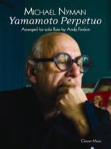 Yamamoto Perpetuo Michael Nyman Partition laflutedepan.com