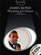 Guest Spot - James Bond Playalong For Clarinet laflutedepan.com