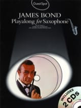 Guest Spot - James Bond playalong for saxophone laflutedepan.com