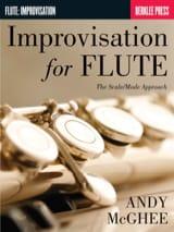Improvisation For Flute Andy McGhee Partition laflutedepan.com