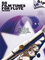 50 Film Tunes For Flute Graded - Dip In - laflutedepan.com
