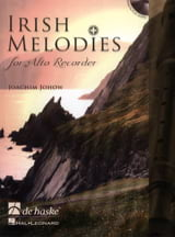 Joachim Johow - Irish Melodies - Sheet Music - di-arezzo.co.uk