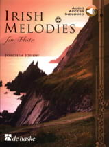 Irish Melodies for flute Joachim Johow Partition laflutedepan.com
