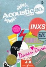 Acoustic 80s Playlist Partition laflutedepan.com