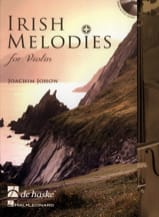 Irish Melodies for violin Joachim Johow Partition laflutedepan.com