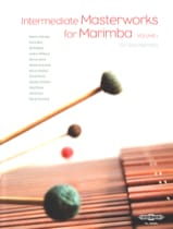 - Intermediate Masterworks For Marimba Volume 1 - Partition - di-arezzo.fr