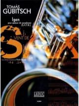 Igen Tomas Gubitsch Partition Saxophone - laflutedepan.com