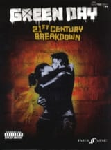 21st Century Breakdown Green Day Partition laflutedepan.com