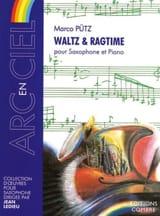 Waltz & Ragtime - Marco Pütz - Partition - laflutedepan.com