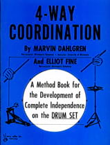 4-Way Coordination - Marvin Dahlgren - Partition - laflutedepan.com