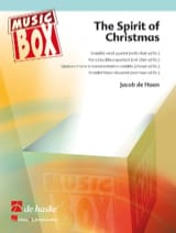 The spirit of christmas - music box Jacob de Haan laflutedepan.com