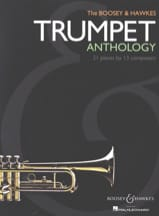 The Boosey & Hawkes Trumpet Anthology Partition laflutedepan.com