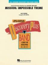 Lalo Schifrin - Mission: Impossible Theme - Sheet Music - di-arezzo.co.uk
