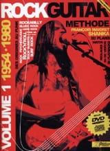 Rock guitar méthode 1954-1980 volume 1 laflutedepan.com