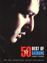 50 Best Of - Bashung Alain Bashung Partition laflutedepan