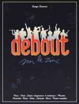 Best Of Debout Sur le Zinc Partition laflutedepan.com