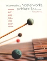 - Intermediate Masterworks For Marimba Volume 2 - Partition - di-arezzo.fr