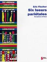 Six Lueurs Pariétales Eric Fischer Partition laflutedepan.com