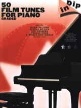 50 Film Tunes For Piano Graded - Dip In Partition laflutedepan.com