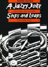 A Jazzy Joke / Steps And Leaps Rainer Lischka laflutedepan.com