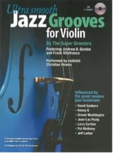 Ultra Smooth Jazz Grooves For Violin Partition laflutedepan.com