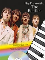 Play Piano With... The Beatles BEATLES Partition laflutedepan.com