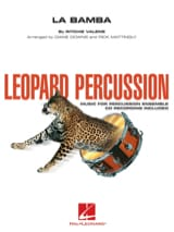 La Bamba - Leopard Percussion - Ritchie Valens - laflutedepan.com