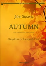 John Stevens - Autumn - Partition - di-arezzo.fr