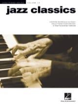 Jazz Piano Solos Volume 14 - Jazz Classics laflutedepan.com