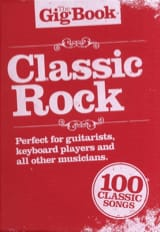 The Gig Book - Classic Rock Partition laflutedepan.com