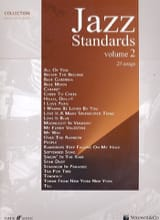 Jazz Standards Collection Volume 2 Partition Jazz - laflutedepan.com