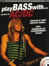 AC-DC - Play Bass With... The Best Of AC/DC - Partition - di-arezzo.fr