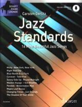 Jazz standards Partition Jazz - laflutedepan.com