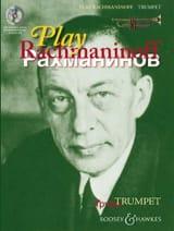 Sergei Rachmaninoff - Play Rachmaninoff - Partition - di-arezzo.fr
