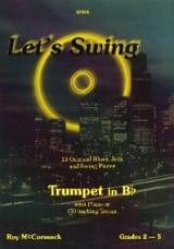 Let's Swing Roy McCormack Partition Trompette - laflutedepan