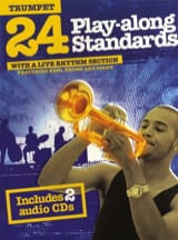24 Play-Along Standards With A Live Rhythm Section - laflutedepan.com