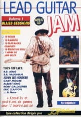Lead guitar Jam volume 1 - Blues sessions laflutedepan.com
