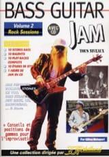 Malapert Gilles / Rébillard Jean-Jacques - Bass guitar jam volume 2 - Rock sessions - Partition - di-arezzo.fr