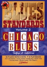 Blues standards volume 2 - Chicago blues laflutedepan.com