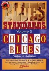 Jean-Jacques Rébillard - Blues standards volume 2 - Chicago blues - Partition - di-arezzo.fr