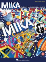 Mika - The Boy Who Knew Too Much - Partition - di-arezzo.fr