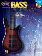 Bass Blueprints Dominik Hauser Partition Guitare - laflutedepan