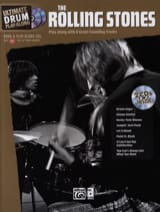 Ultimate Drum Play Along ROLLING STONES Partition laflutedepan.com