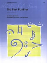The Pink Panther MANCINI Partition Saxophone - laflutedepan