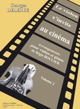 Georges Delerue - The violin invites itself to the cinema volume 2 - Sheet Music - di-arezzo.co.uk