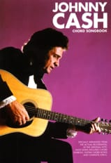Johnny Cash - Chord Songbook - Partition - di-arezzo.fr