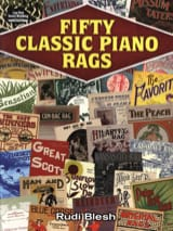 Fifty Classic Piano Rags Partition Jazz - laflutedepan.com