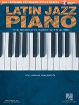 Latin Jazz Piano - John Valerio - Partition - laflutedepan.com